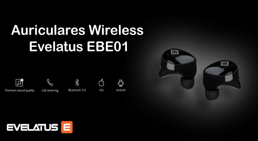 auricular wireless evelatus