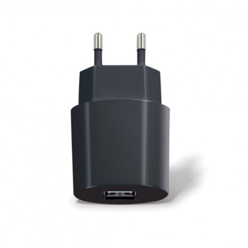 Adaptador de Energia Universal USB 2,1A Preto