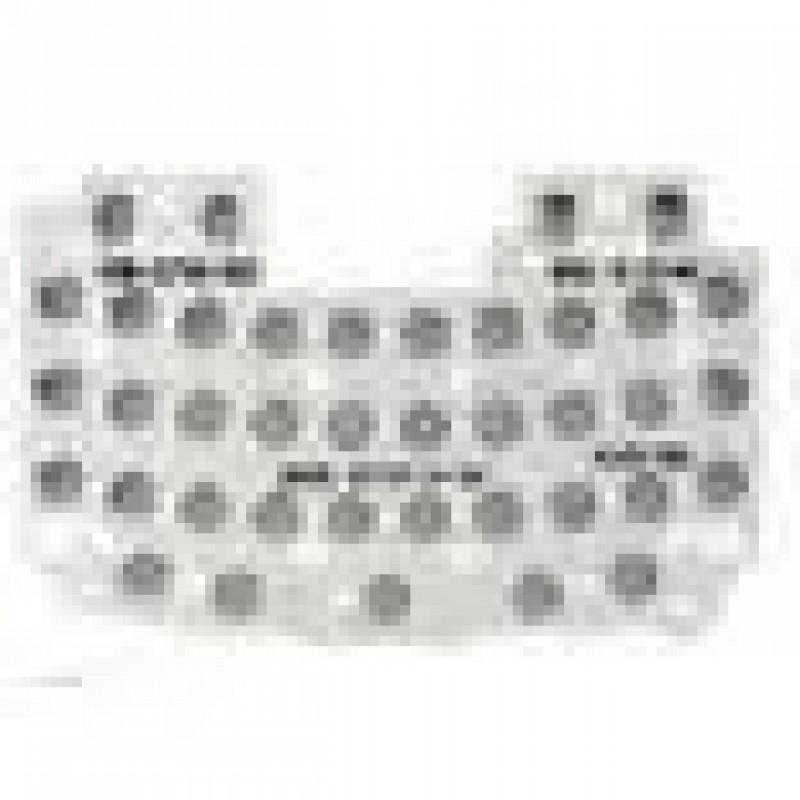 Blackberry 8520 Membrana de teclado