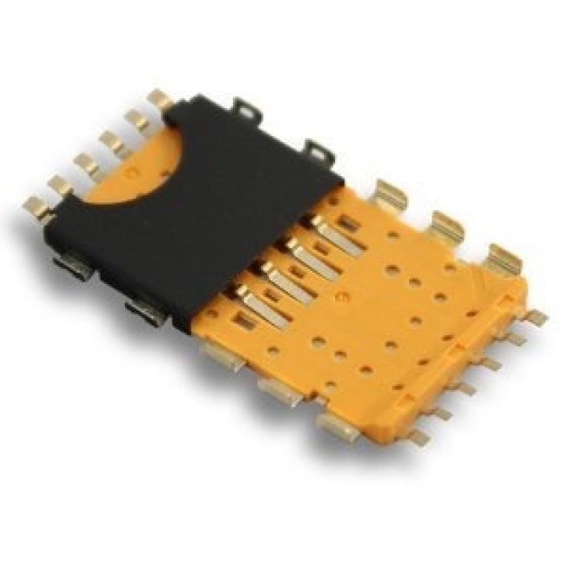 Blackberry 9900 Conector Sim