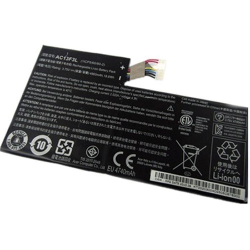 Acer Iconia Tab A1-A810 Bateria