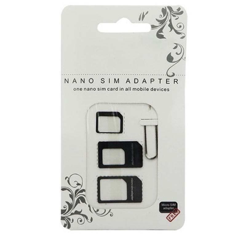 Adaptadores de Cartão SIM