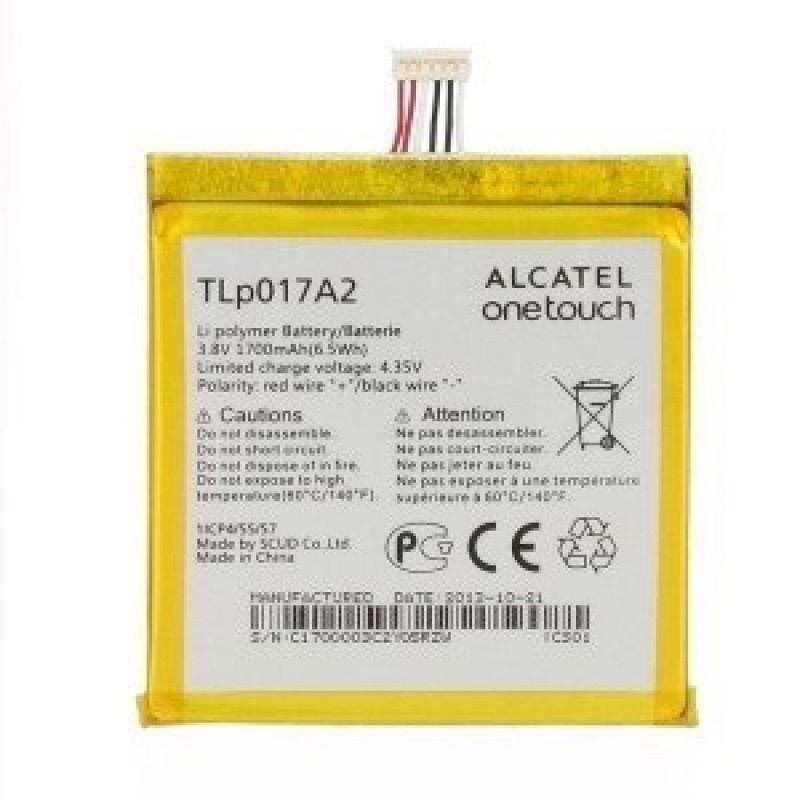Alcatel OT-6012 Bateria Original