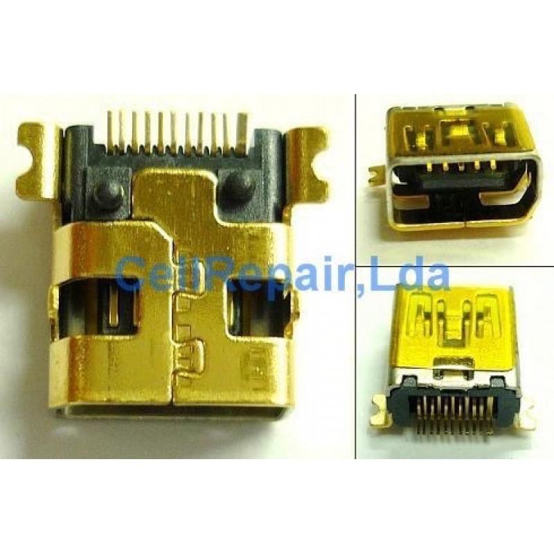 HTC P3300, P3600 Conector Carga