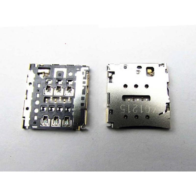 Huawei Ascend G7 Conector Cartão Sim