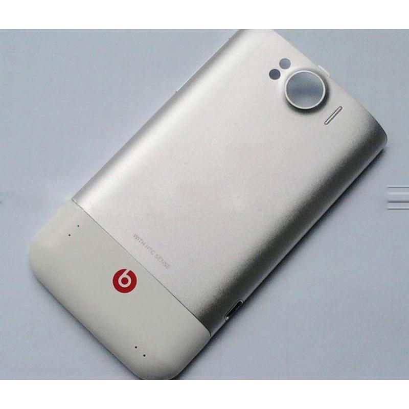 HTC Sensation XL, X315E G21 Tampa Traseira Cinza Original