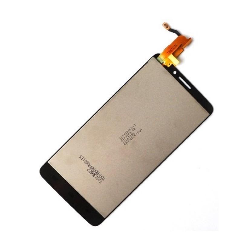 Alcatel OT Idol X 6040 LCD + Touch Preto