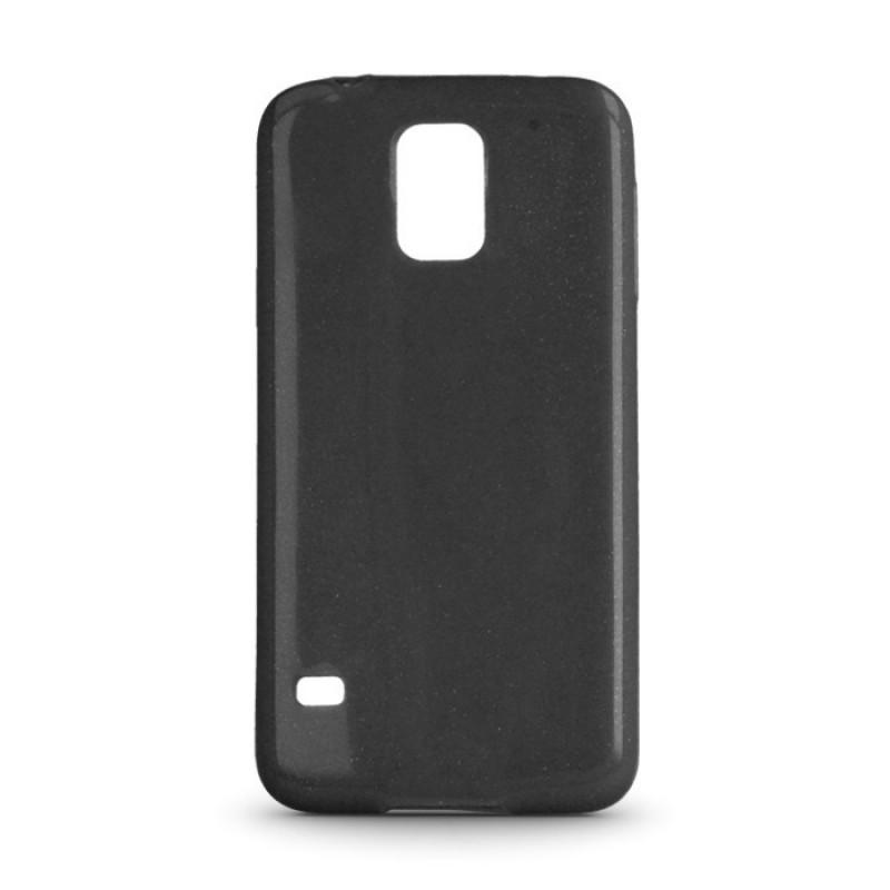 Samsung Galaxy S5 I9600 Capa de Protecção Preta