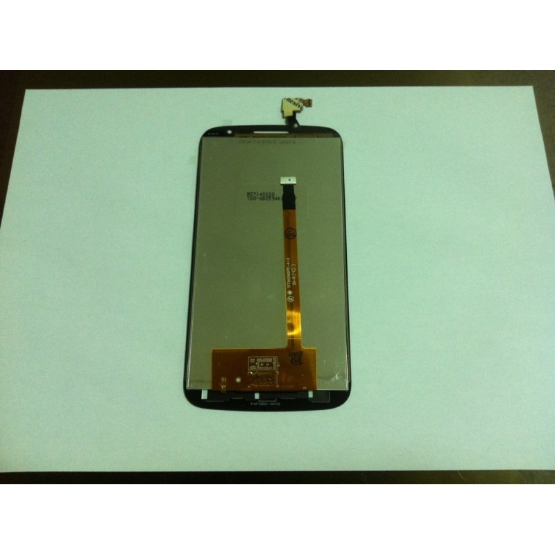 Alcatel OT Pop S9 7050 LCD + Touch Preto