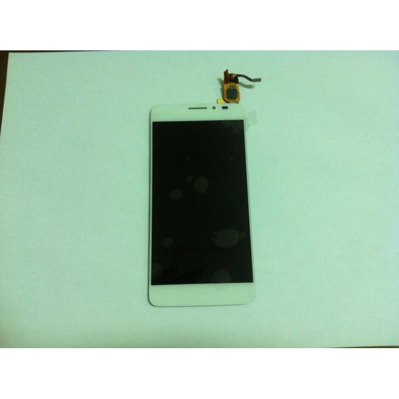Alcatel OT Idol X 6040 LCD + Touch Branco