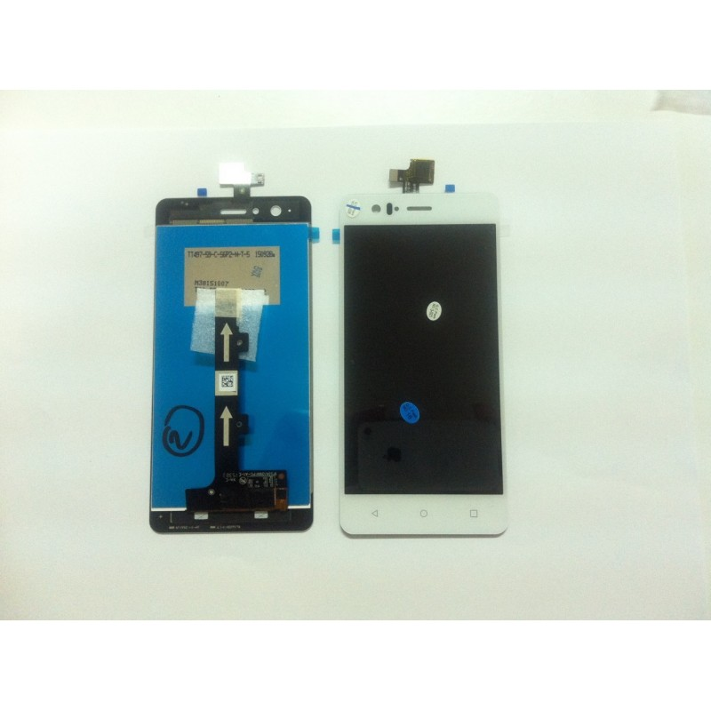 BQ Aquaris M5 (S5K1396) LCD + Touch Branco