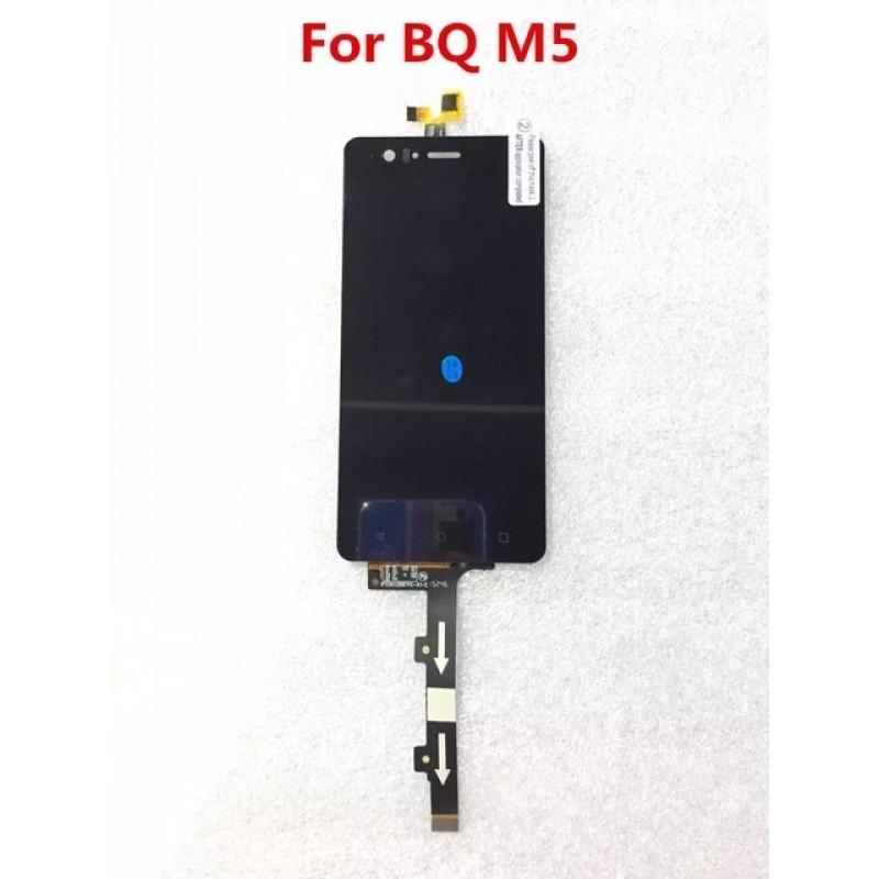 BQ Aquaris M5 (S5K1243) LCD + Touch Preto