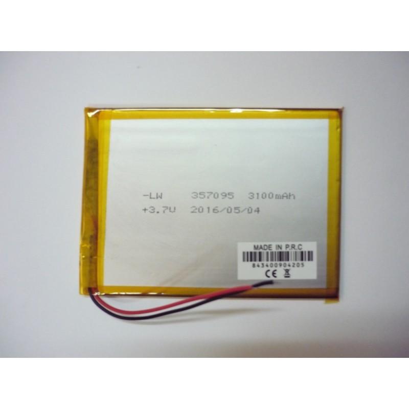 Bateria Tablet 3.7V 3500mAh