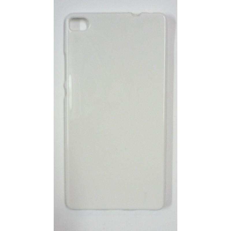 Huawei Ascend P8 Capa de Protecção Branca