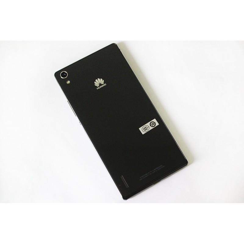 Huawei Ascend P7 Capa Traseira Preta