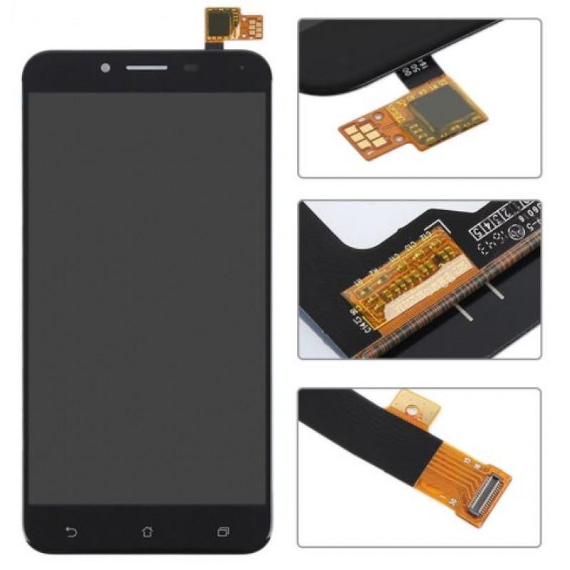 Asus Zenfone 3 Max ZC553KL LCD + Touch Preto