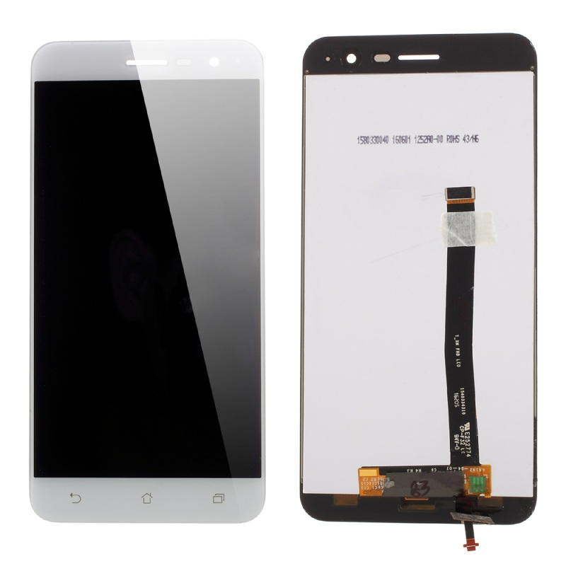 Asus Zenfone 3 LCD + Touch Branco