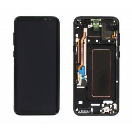 Samsung S8 Plus G955 LCD + Touch Preto  Original