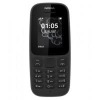 Nokia 105 2017 DS Black Livre