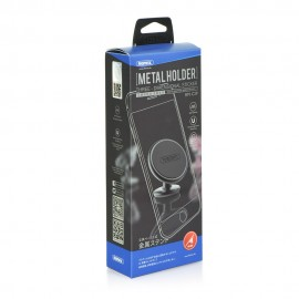 Metal Holder Magnetic 360 Remax RM-C29 Black