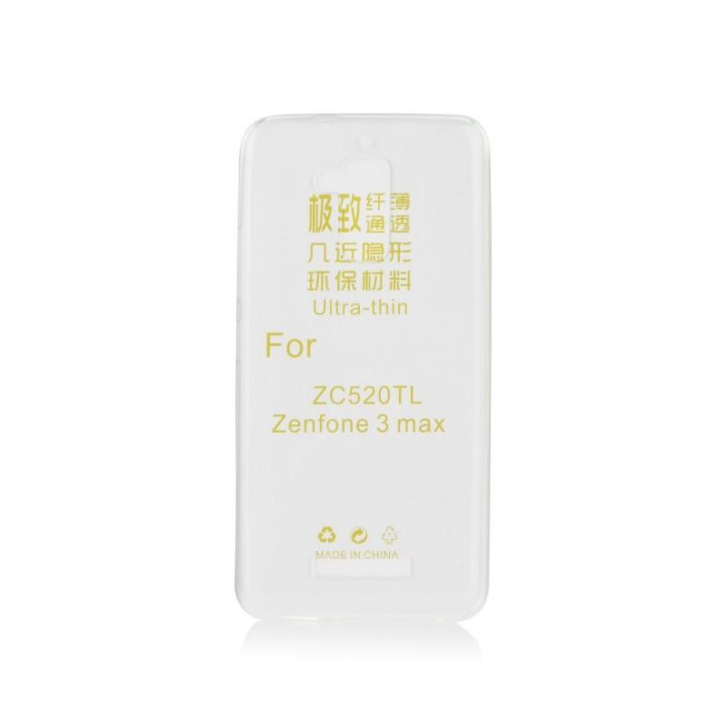 Asus Zenfone 3 Max Capa de Proteção transparente