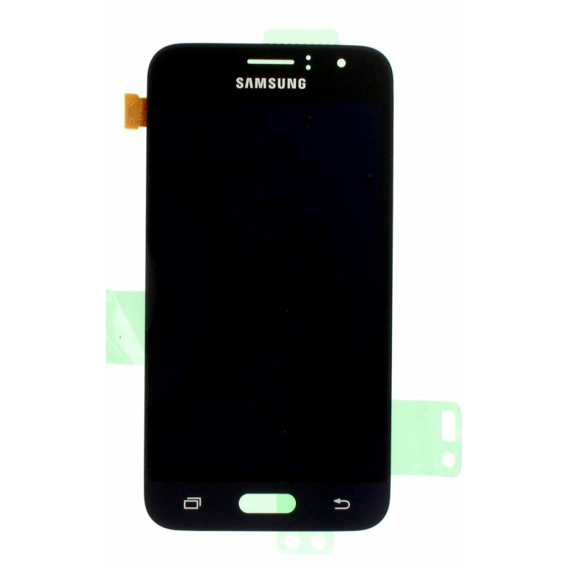 Samsung J1 2016 J120 LCD + Touch Preto Original
