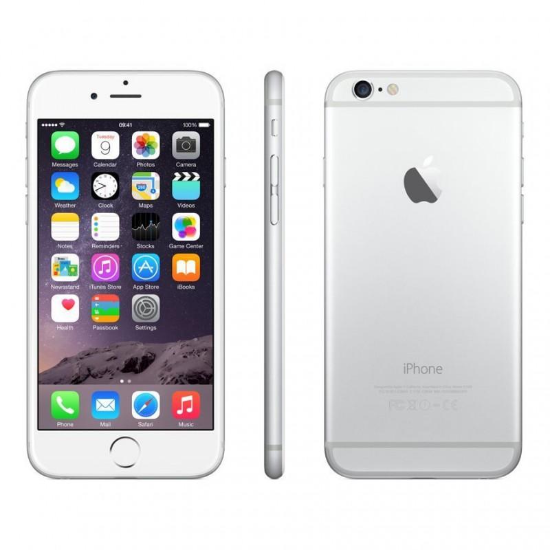 Iphone 6 16GB Silver (Grade B+)