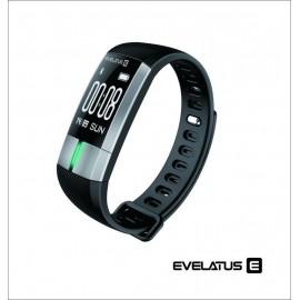 Pulseira Fitness Evelatus EFT01 Preta
