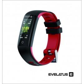 Pulseira Fitness Evelatus EFT02 Vermelha