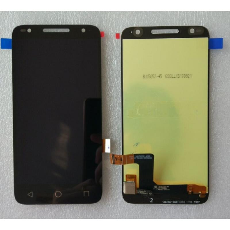 Alcatel 5047D U5 HD Lcd + Touch Preto