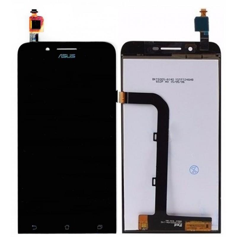 Asus ZenFone Go 5.0 Dual SIM ZC500TG LCD + Touch Preto