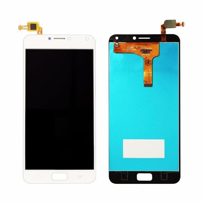 Asus Zenfone 4 Max ZC554KL LCD + Touch Branco