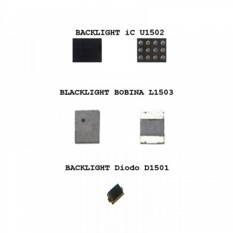 iPhone 6 / 6 Plus IC de Backlight U1502+D1501+L1503