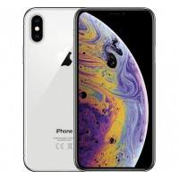 iPhone XS 64GB Silver Novo Livre