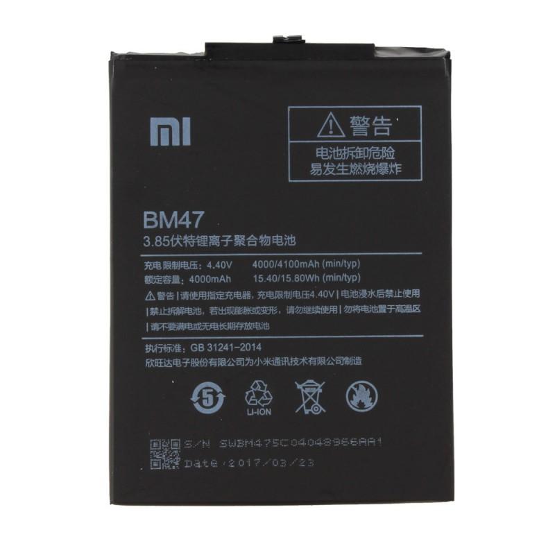 Xiaomi Redmi 3 Bateria BM47