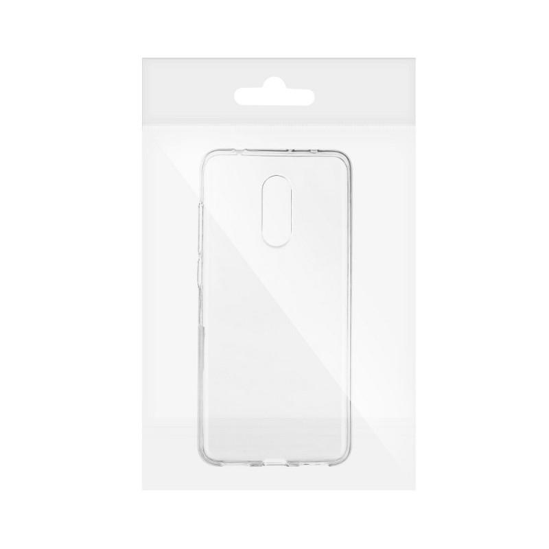 Wiko Lenny 5  Lite Capa de Proteção Transparente
