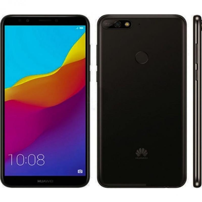 Telemóvel Huawei Y7 Prime 32GB Black Livre