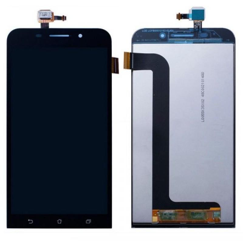 Asus Zenfone 4 Max, ZC550KL LCD + Touch Preto