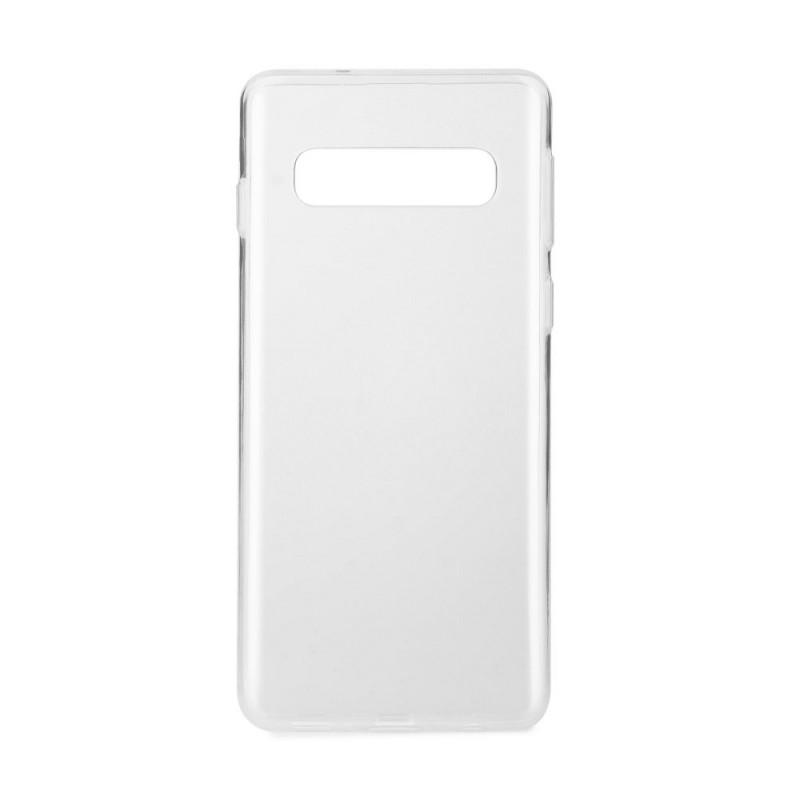 Samsung S10 Plus Capa de proteção traseira transparente