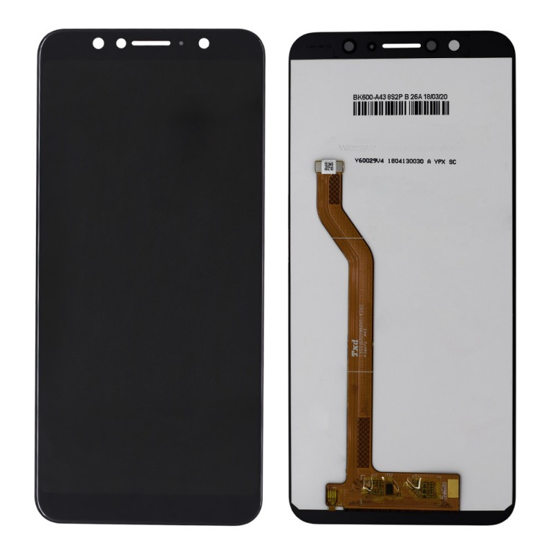 Asus Zenfone Max Pro M1, ZB601KL LCD + Touch Preto