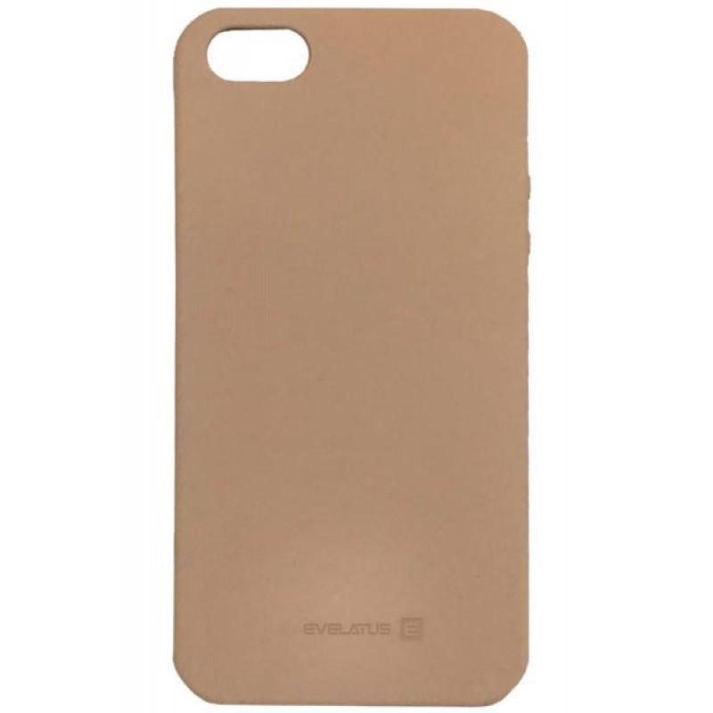 Samsung A7 2018 Capa de Proteção Traseira Evelatus Silicone Case Pink Sand