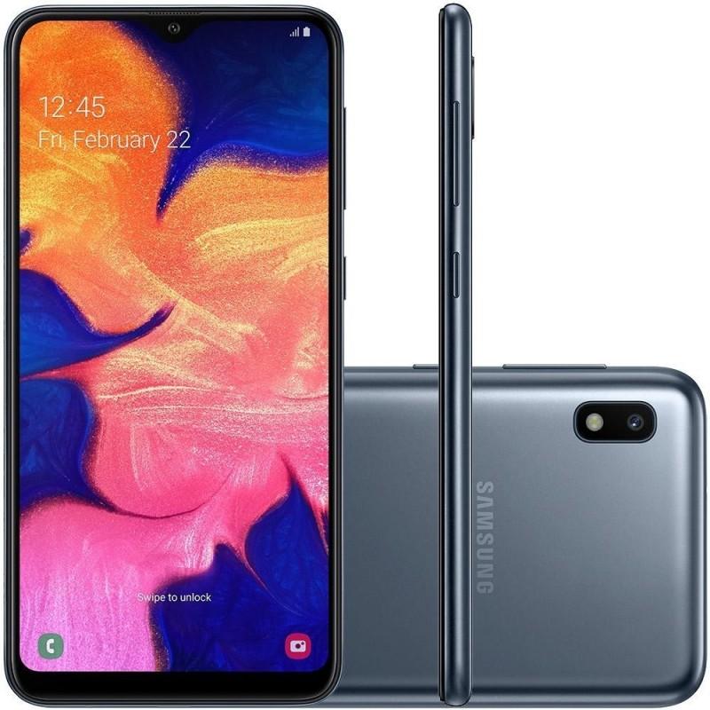 Telémovel Samsung A10 32GB Preto  Novo Livre