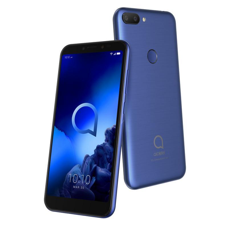 Telemóvel Alcatel 1V 5001D Azul  Novo Livre