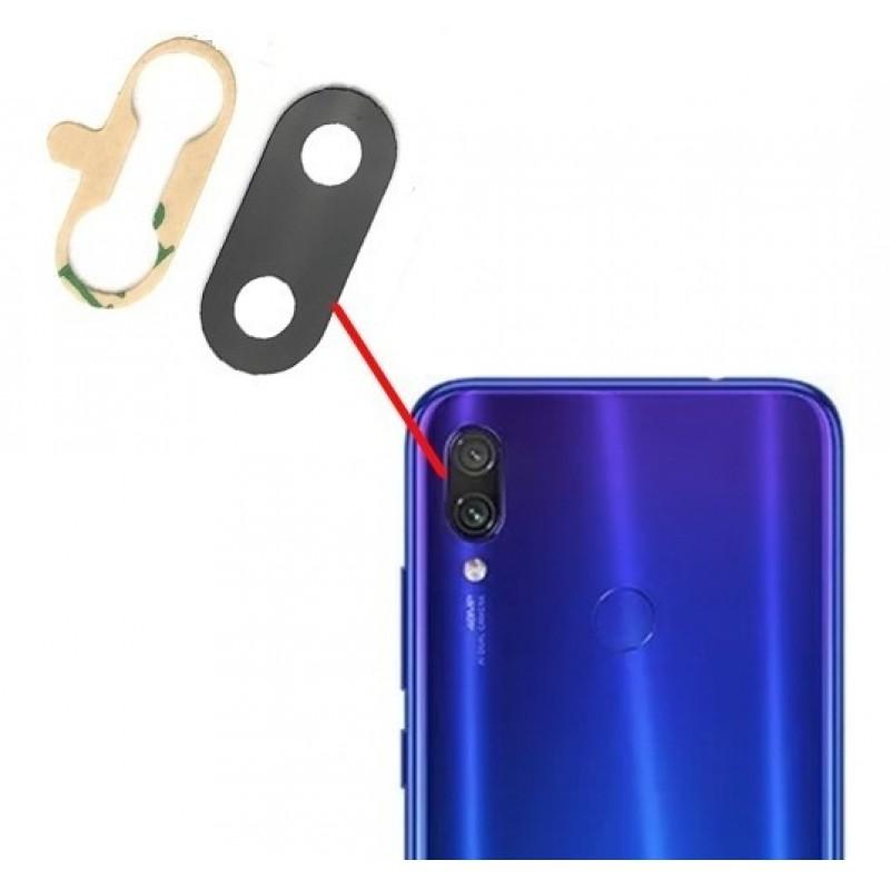 Xiaomi Redmi Note 7 Lente Câmara Traseira Preto