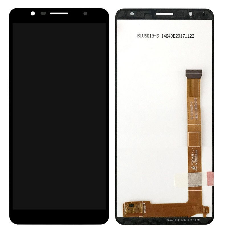 Alcatel 3C 5026D LCD + Touch Preto