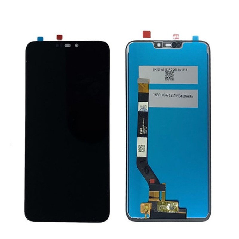 Asus Zenfone Max M2 ZB633KL, ZB632KL LCD + Touch Preto