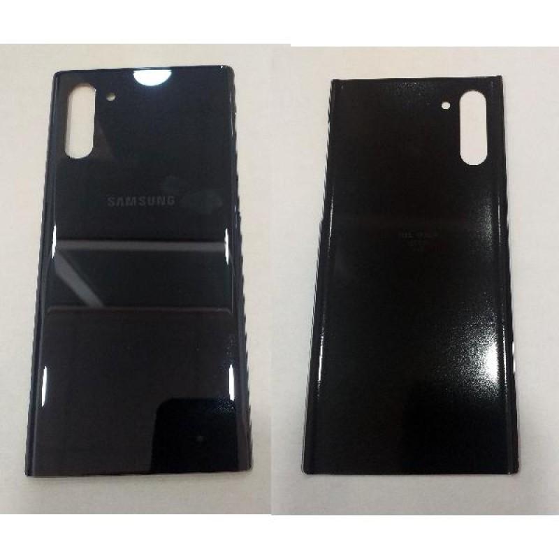 Samsung Galaxy Note 10+ N975 Tampa Bateria Preta