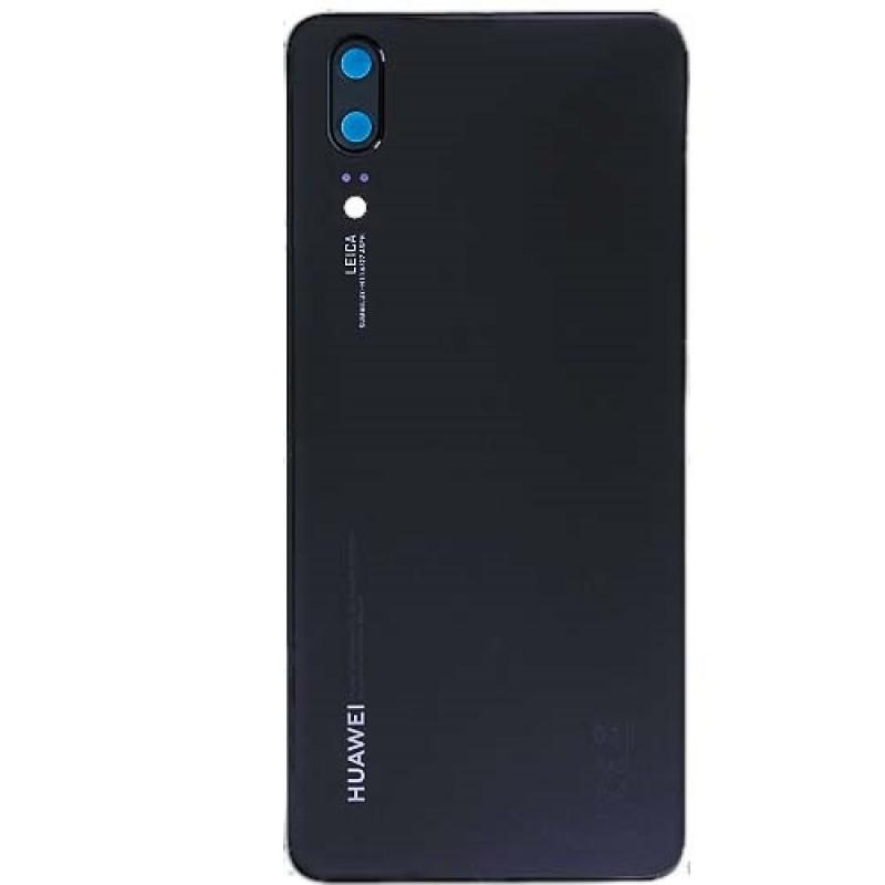 Huawei P20, EML-L29 Tampa Preta