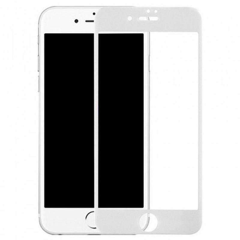 iPhone 7/8  Pelicula de Vidro Temperado Evelatus 3D Hot Bending Branco