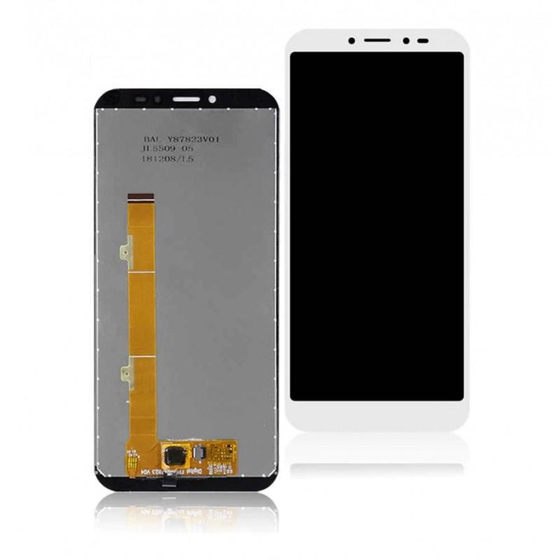Alcatel 1S 2019 5024D Lcd + Touch Branco